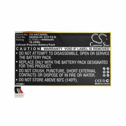 Battery For AMAZON Kindle Fire HD 2013 4400mAh