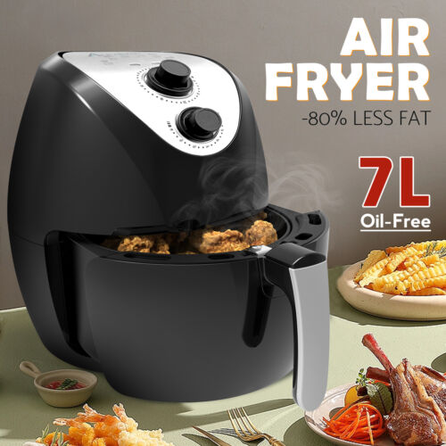 6.5L 1700W 8in1 Air Fryer Electric Healthy Cooker Oil Free Kitchen Oven Airfryer <br/> Large Capacity✔Easy Operation✔Non-Stick Basket & Pot✔