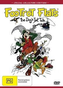 FOOTROT FLATS - THE DOGS TAIL - CLASSIC COMEDY NEW DVD FREE LOCAL POST