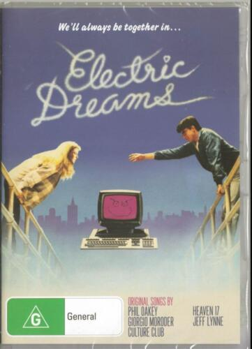 ELECTRIC DREAMS - ALL TIME CLASSIC - NEW & SEALED DVD - FREE LOCAL POST