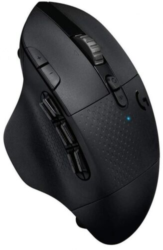 Logitech G604 LIGHTSPEED Wireless Gaming Mouse hero sensor