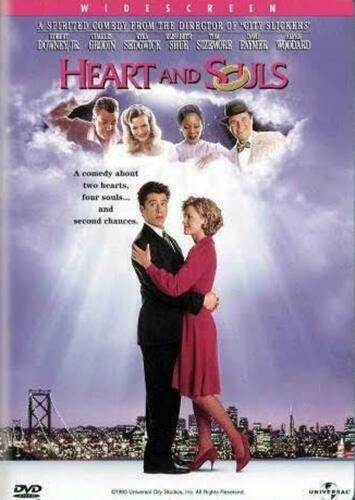 HEART AND SOULS - ROBERT DOWNEY JR - NEW & SEALED DVD - FREE LOCAL POST