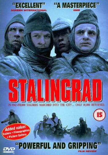 STALINGRAD - ORIGINAL VERSION! - NEW & SEALED DVD - FREE LOCAL POST