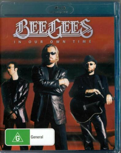BEE GEES IN OUR OWN TIME - NEW BLU-RAY - FREE LOCAL POST