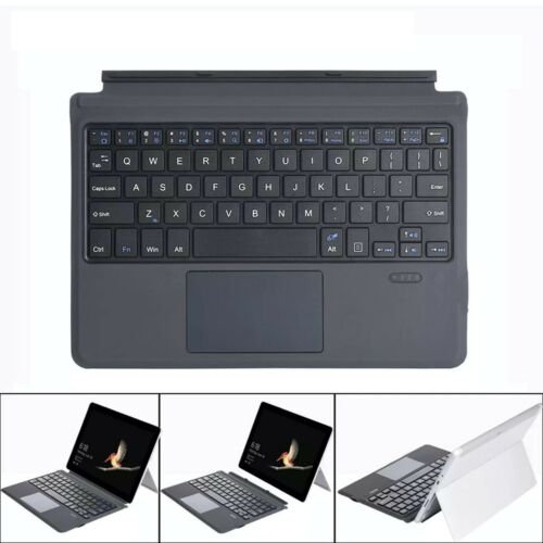 """Ultra Slim Bluetooth Keyboard for Microsoft Surface Go Surface Go 2 10"""" Tablet"""