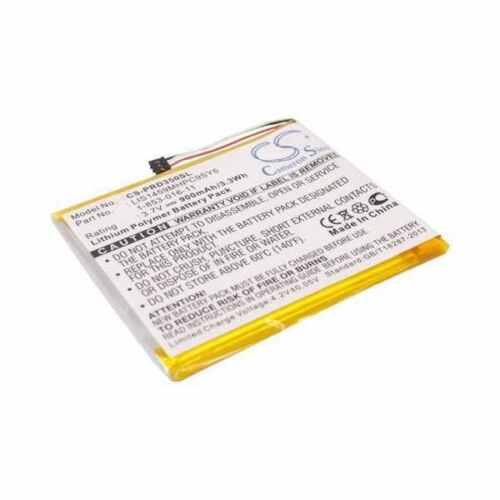 Battery For SONY PRS-650BC