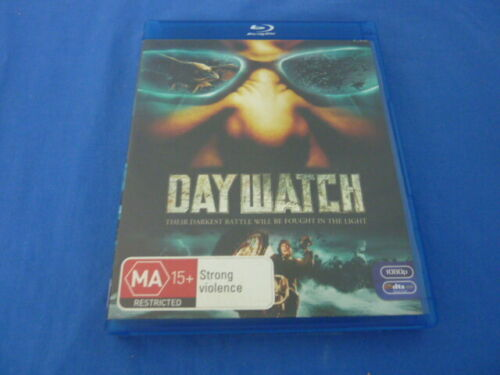 Day Watch - Blu-Ray