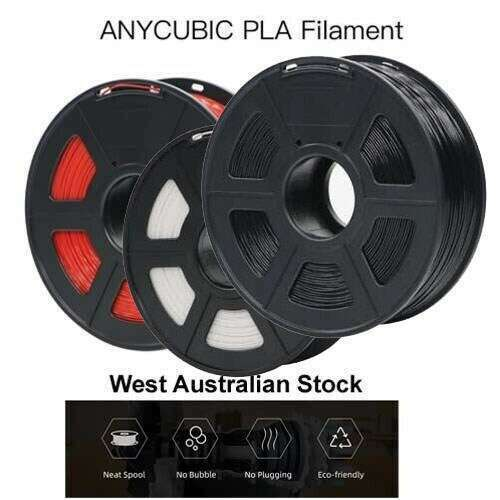 ANYCUBIC 3D Printer PLA Filament 1.75mm 1KG