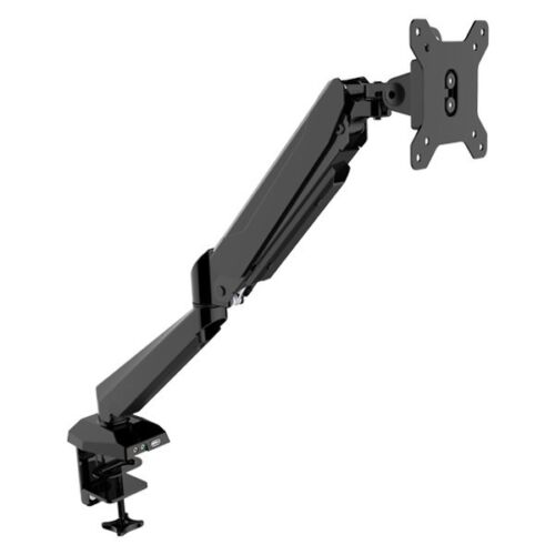"Vision Mounts Gas Spring LCD Monitor Arm Desk Mount with USB 3.0 15""-27"""