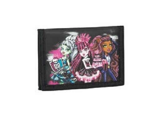 Cartera Monster High. Nueva. Envio gratis peninsula