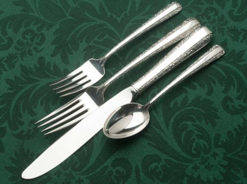 Candlelight by Towle Sterling Silver flatware, 32 piece service for 8