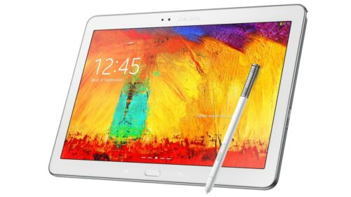 "Samsung Galaxy Note 10.1 (2014) 3G White 10.1"" 16GB Storage 8MP Camera S Pen"