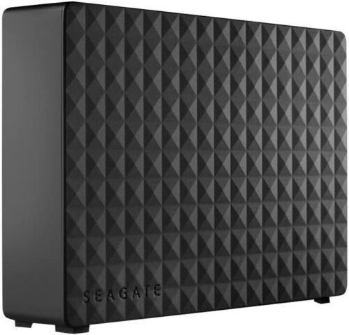 Seagate Expansion 4TB Desktop External Hard Drive USB 3.0 HDD External MAC WIN