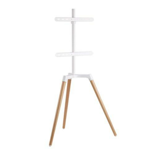 Brateck Pastel Easel Studio TV Floor Tripod Stand For Most 50''-65'' Flat Panel