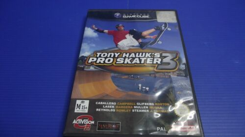 Tony Hawks Pro Skater 3 - Gamecube - Tested - Working - Complete