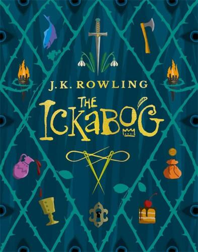 NEW The Ickabog by J.K. Rowling (Hardcover) FREE Shipping