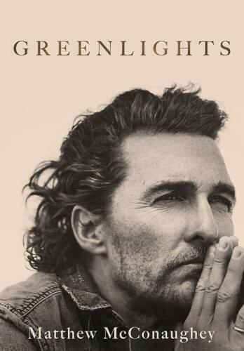 Greenlights by Matthew McConaughey (Paperback) FREE Shipping