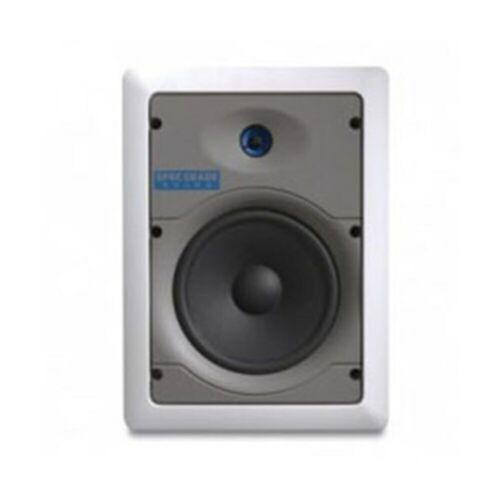 Leviton 6.5 IN-WALL SPEAKER PAIR 60W GREAT SOUND WORKS WITH SONOS AMPS HEOS AMPS