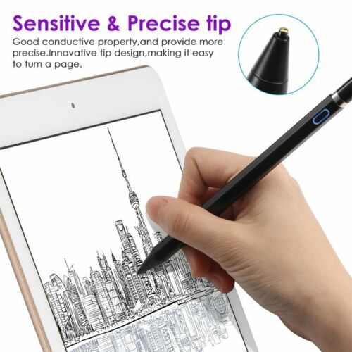 Digital Capacitive Touch Screen Active Stylus Digital Pen Pencil For iPhone iPad