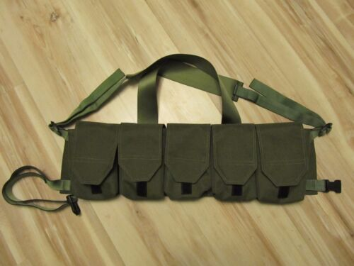 ANITE Co. Rhodesian Ammo Pouch, REPRODUCTION chest rig ,LBT,ANITE, AWS,ABAReproductions - 156452