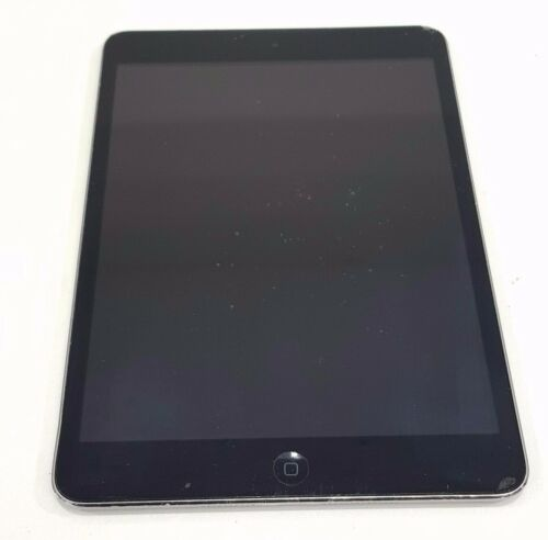 """Apple iPad Mini A1432 16GB 7.9"""" 5MP 512MB/SOLD AS IS/Donot power on/Crack Screen"""