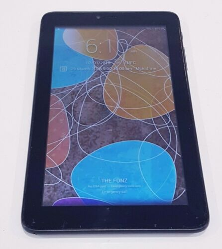 """Telstra Essentials Tab Plus 9002A 3G 3GB 8.0"""" 5MP SOLD AS IS/Faulty Touchscreen"""