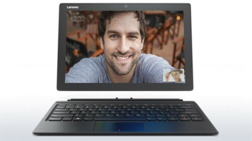 Lenovo Ideapad MIIX 510-12ISK 12-inch Tablet with Keyboard, Silver
