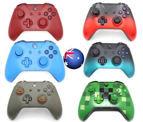 AU One S/X Wireless Bluetooth Game Controller Gamepad for MS Xbox One S Window