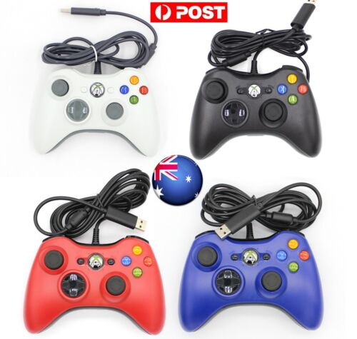 XBOX 360 Wired/Wireless Game Controller Gamepad For MS XBOX 360 Console Windows