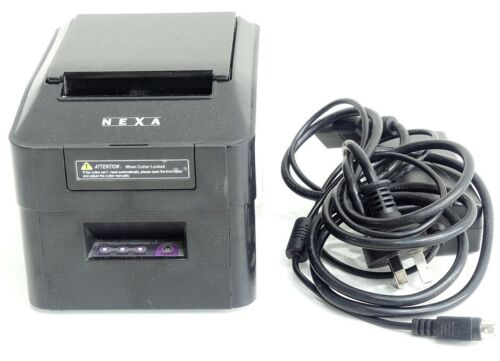 NEXA PX610 POS Thermal Receipt Printer;WARRANTY