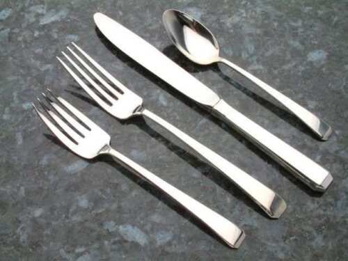 Craftsman by Towle Sterling Silver individual 4 piece Place Setting