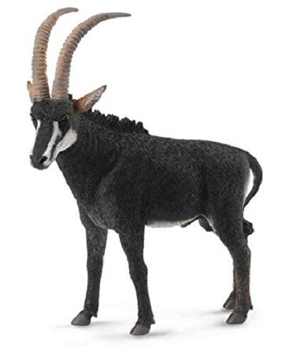 Collecta Wildlife Model - 88564 Giant Sable Antelope Male
