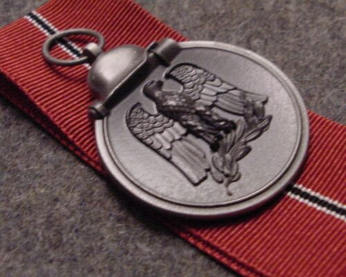 GERMAN ARMY MEDAL - RUSSIAN FRONT - WINTER WAR  1957 PATTERN  Reproductions - 156443