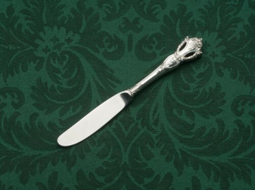 """Beauvoir by Tuttle  Sterling Silver hollow handle Butter Spreader 6.25"""""""