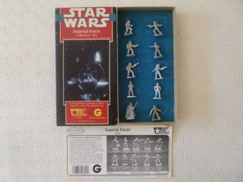 Star Wars - 40302 Imperial Forces - West End Games - Grenadier