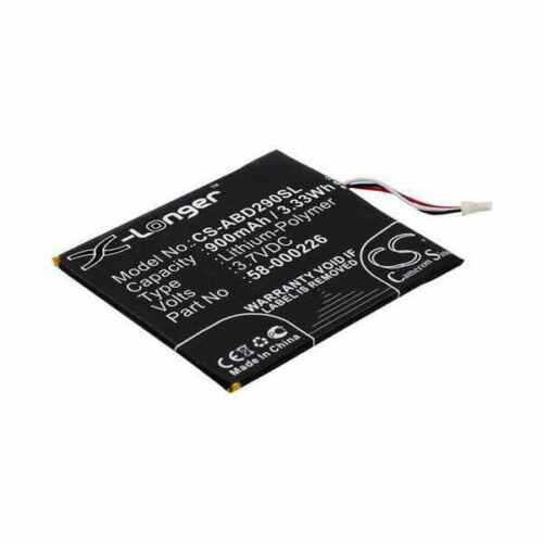 Battery For AMAZON 58-000226