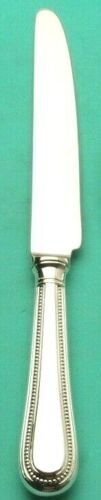 """Bead by Carrs of England STERLING Silver individual Dinner Knives 9 5/8"""""""