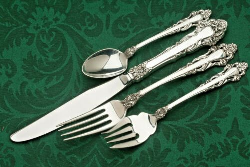 Grande Renaissance Sterling by Reed & Barton 32 piece Service for 8