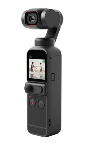 DJI Osmo Pocket 2 Touchscreen Handheld 3-Axis Gimbal Stabilizer Camera <br/> DJI Official eBay Outlet Store, DJI Warranty Included