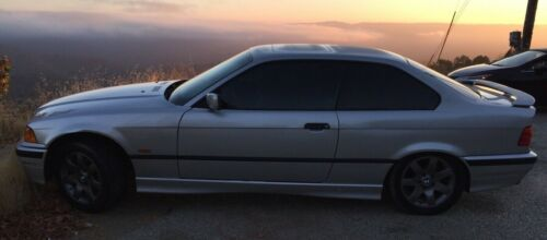 1999 BMW 328is IS AUTOMATIC 1999 BMW 328is Coupe Titanium Black / LSD RWD Automatic