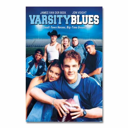 Varsity Blues Wall Art Decor Home Poster Movie Film Picture Print 24x36 inch