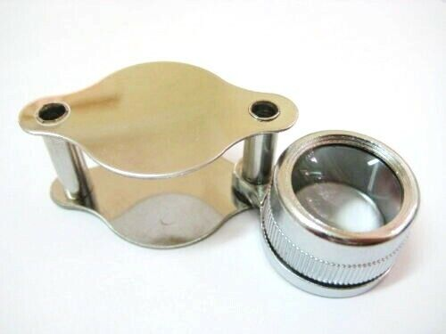 Quality 16x25 mm Jeweler & collector's LOUPE - Fast shipping !