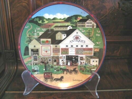 Peppercricket Farms – Antique Store - Charles Wysocki