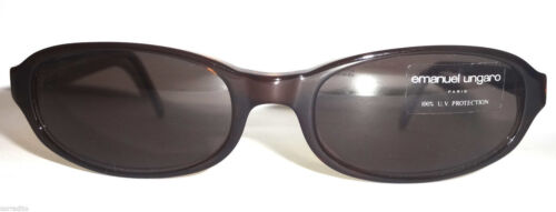 SUNGLASSES WOMAN OCCHIALE DA SOLE EMANUEL UNGARO4020 7054 SOTTOCOSTO OUTLET 65%