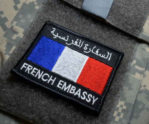 Kandahar Whacker© Diplomatic Security Services Velkrö Ssi: Kabul French Embassy