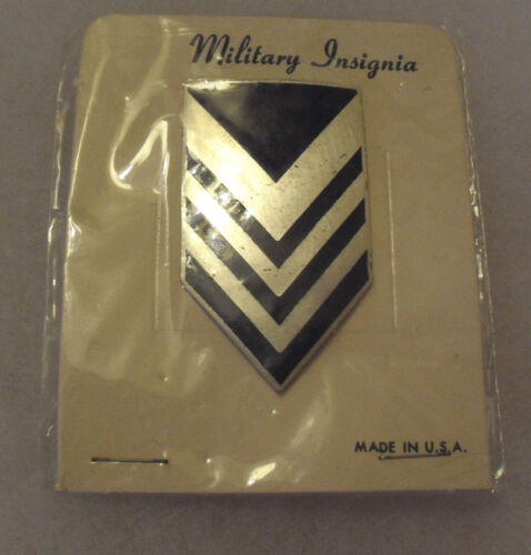 """RARE OBSOLETE 40/50'S AF ROTC PB RANK BRASS LG SZ 2 1/4""""T FOR COLONEL"""