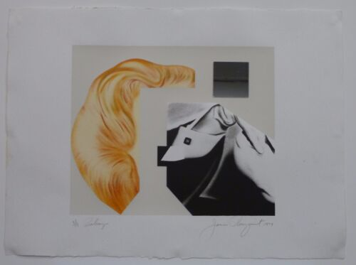 Limited Edition Pop Art Lithograph by James Rosenquist,1979