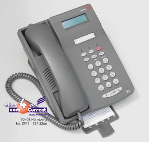 Lucent 6420D Digital Single Line 6402D01A Definity System Phone LCD New #K855