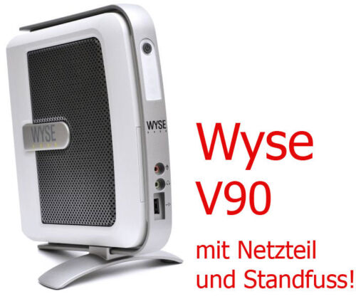 Thinclient Micro Mini Computer Wyse V90 Winxpe For Ms-dos Windows 95 98 2x RS232