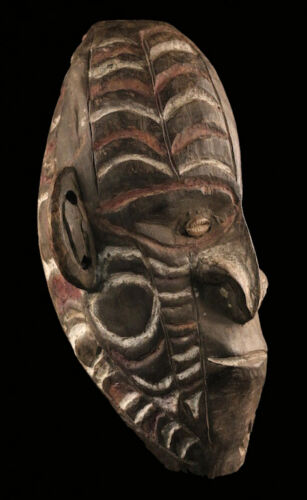 iatmul figure, sepik carving, papua new guinea, oceanic tribal art